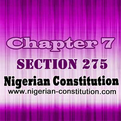 Chapter 7 Section 275