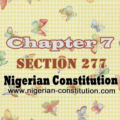 Chapter 7 Section 277