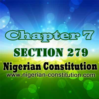 Chapter 7 Section 279