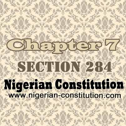 Chapter 7 Section 284