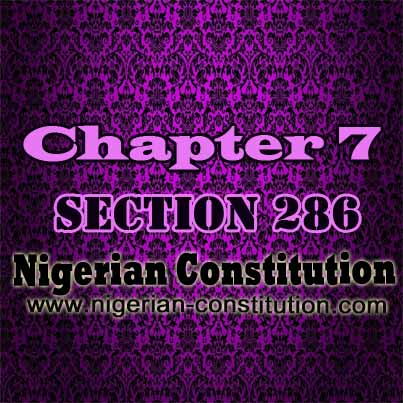 Chapter 7 Section 286