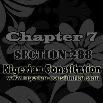 Chapter 7 Section 288