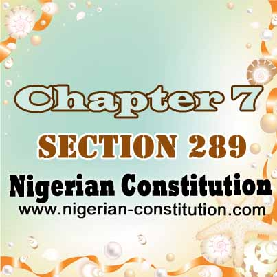 Chapter 7 Section 289