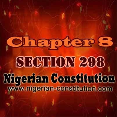 Chapter 8 Section 298