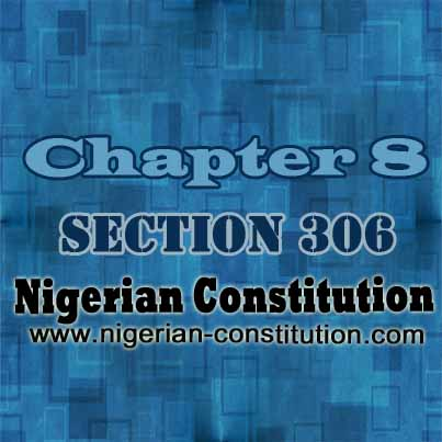 Chapter 8 Section 306
