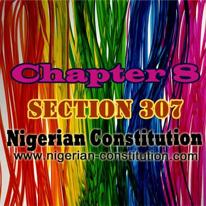 Chapter 8 Section 307