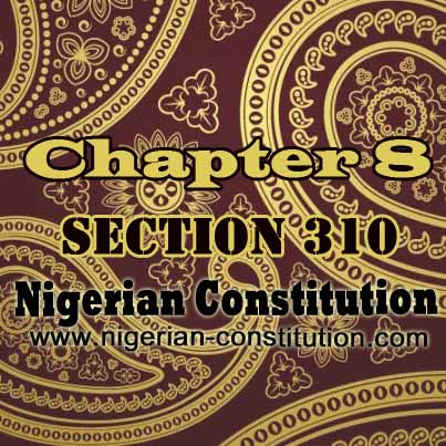 Chapter 8 Section 310