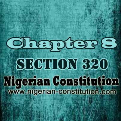 Chapter 8 Section 320